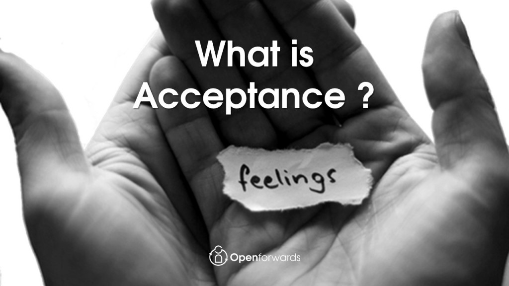 what is acceptance