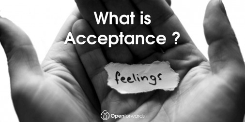 What is Acceptance of your Emotions all about?