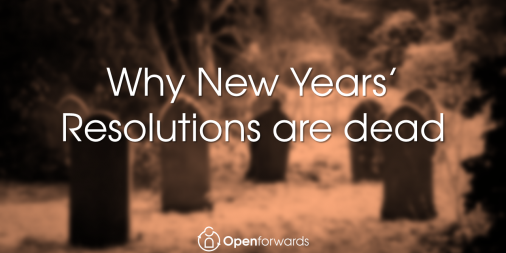 Why #NewYearsResolutions are dead