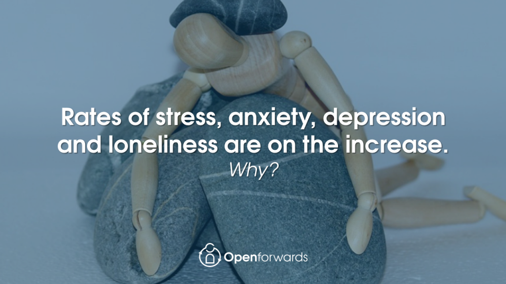 Openforwards Method Psychological Distress is on the increase