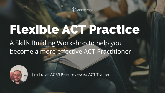 Training in Acceptance & Commitment Therapy (ACT)