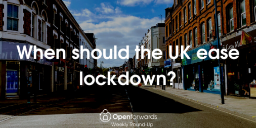 UK ease lockdown