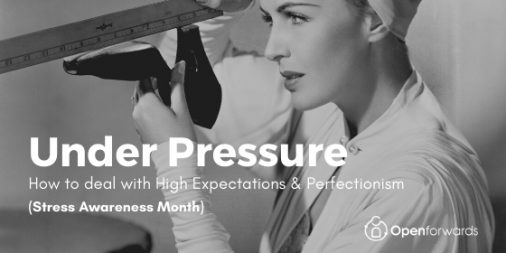 Do you feel under pressure at work?